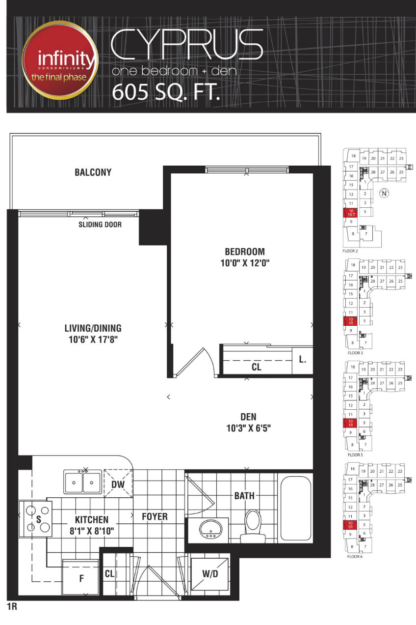 Cyprus Infinity Condos At 19 Amp 30 Grand Trunk Cres Amp 25